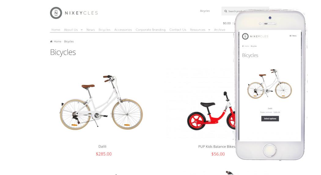 Nixecyles (https://www.nixecycles.com.au)